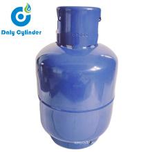 Hot Sale 5kg Kitchen Usage Liquefied Gas Cylinder