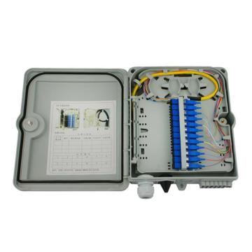 Wall Mounted Lgx Splitter Fiber Distribution Box