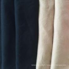21s 100% Rayon Viscose Twill Tissu pour vêtement