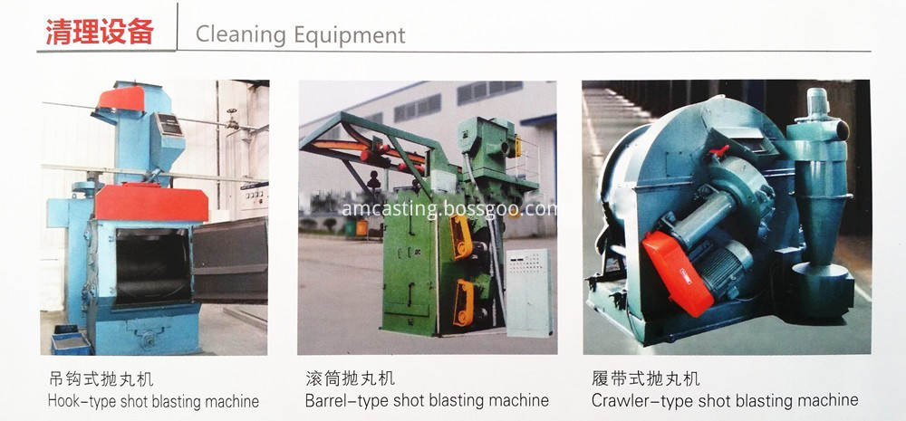 4 Cleaning Equipment