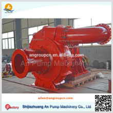 Large Solids Dam Dredging River Sand Gravel Slurry Pump