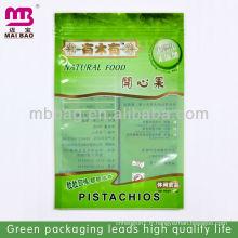 Sac d'emballage de pistaches à prix raisonnable