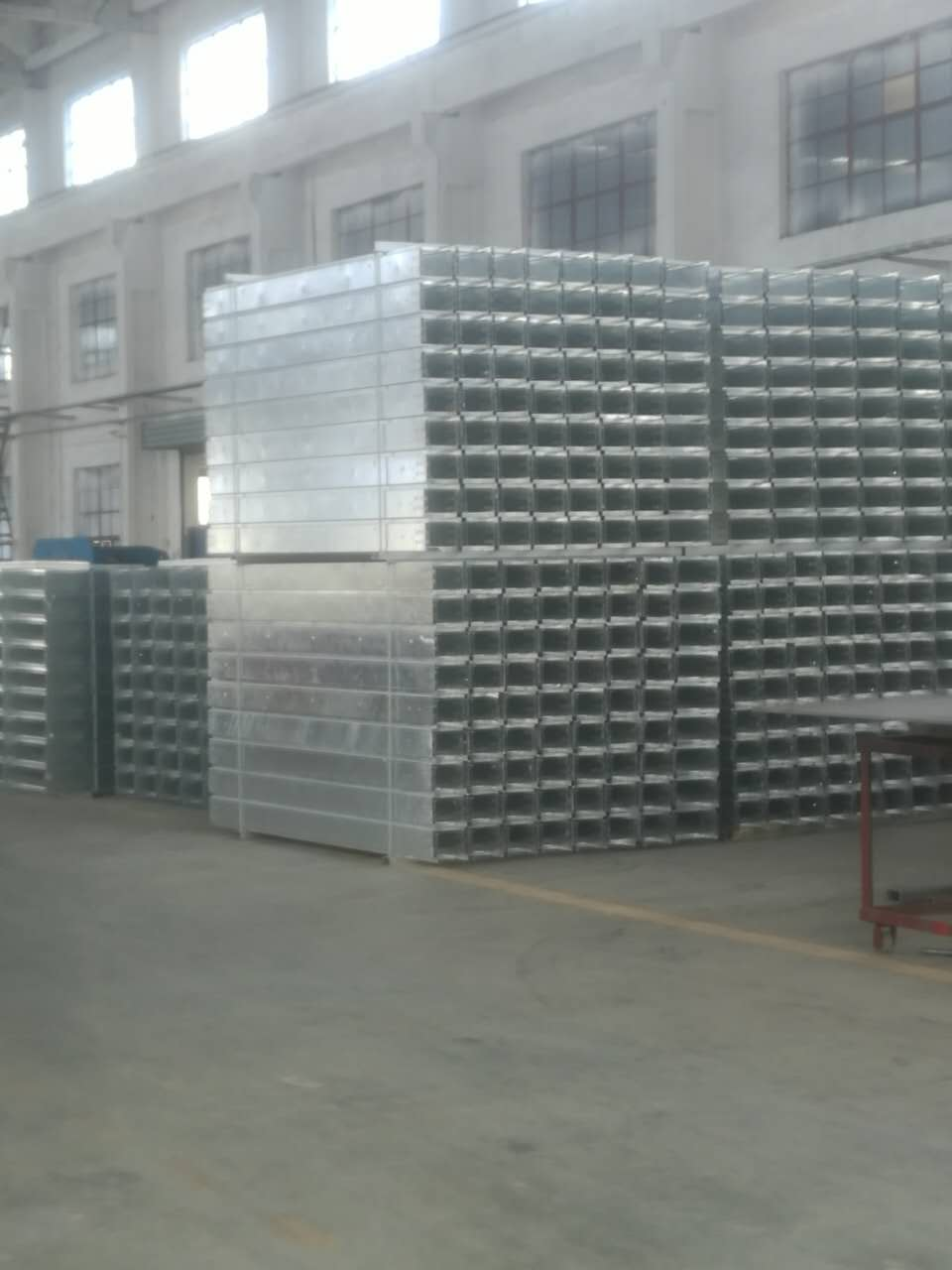 Galvanizing surface treatment
