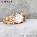 12745 - Китай поддельные Xuping 18k золото ювелирные изделия красивые женщины кольца