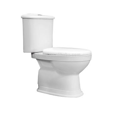 Горячая продажа дешевые керамические промывки отдельный туалет высокое качество керамический туалет