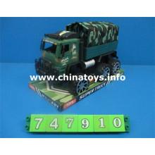 Carro de fricção de carro de brinquedos de plástico de promoção (747910)
