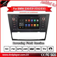 GPS del coche para BMW 3 E90 E91 E92 Reproductor de radio del GPS de la radio del GPS