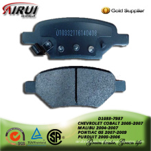 CAR BRAKE PAD FOR CHEVROLET MALIBU 2004-2007