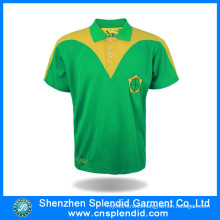 Custom Design Fashion Clothes Blank Plain Golf Polo Shirt