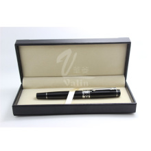 Promotional Gift Black Metal Pen with Company Logo Box