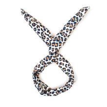 Bande de cheveux en tissu léopard pour cheveux (HEAD-21)