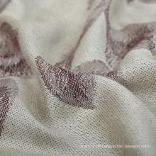 Dame Winter Pashmina Mode Schal mit Jacquard Muster