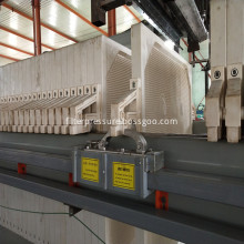 Auto Self Clean Plate Cloth Filter Press