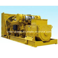 50Hz 2500kVA / 2000kw Jichai Diesel Motor Generator Set