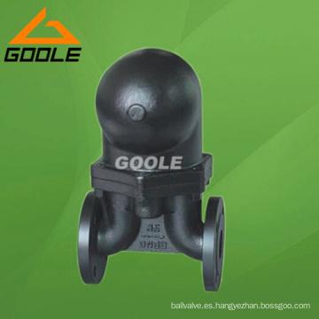 Trampa de vapor con flotador de bola FT44