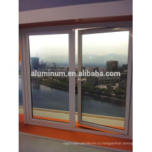 Стеклянная дверь из алюминиевого стекла с фарфоровым стеклом