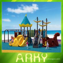 Neueste Design Kinder Outdoor Spielplatz Ausrüstung