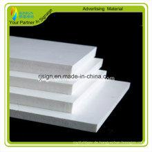 Baustoff aus PVC-Blech