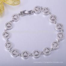 Vente chaude zales bijoux femmes bracelet bracelet de survie