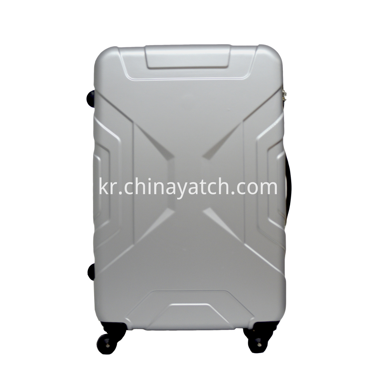 3 piece abs luggage set