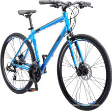 Bicycle for Men Alluminum Frame, 16-Speed, 700c Road Bike