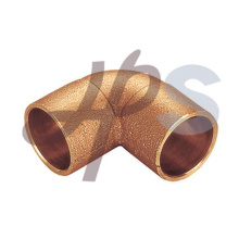Instalación de tubería de soldadura C83600 de bronce fundido