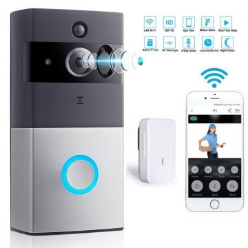 Bel pintu visual WIFI pintar