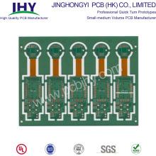 Mehrschichtige HDI-Starrflex-Leiterplatte