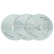 "50mm 2"" Mini HSS Circular Saw Blade For Mini Cut Off Saw"