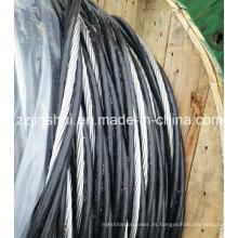 Aluminio Cable 4 * 3 / 0AWG ACSR Mare