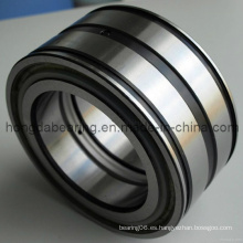 Rodamiento de rodillos cilíndricos de doble fila de complemento completo SL185024 para polea de cable