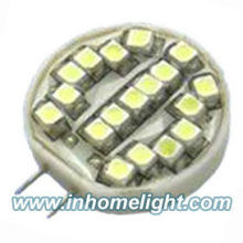 3528 SMD led G4 automotive bulb