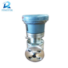 Medidor de fluxo de óleo combustível diesel líquido engrenagem Oval