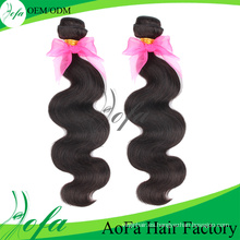 Venta al por mayor Aofa Hair Brazilian Remy Human Hair Extension