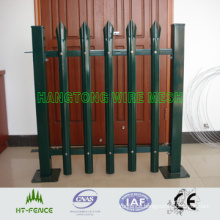 D Pales Palisade Fence