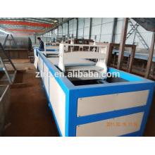 Profil de machines pultrusion en pultrusion de fibre de verre profil machine de lultrusion