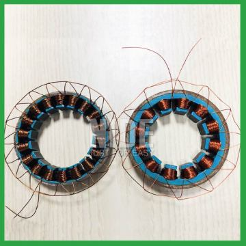 Servo motor winding machine stator coil winder