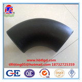 A234 WPB sch80 90 degree welding elbow from China