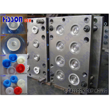 Disposable 5 Gallon Plastic Cap Injection Mould