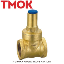 brass internal thread standard body material brass gate valve