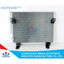 2004 Toyota Hilux / Vega Auto Condensador para Aire Acondicionado de Aluminio de Alta Calidad