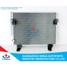 2004 Toyota Hilux/Vega Auto Condenser for High Quality Aluminum Car Air Conditioning