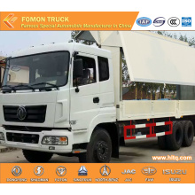 Dongfeng 6X4 new wing opening cargo van