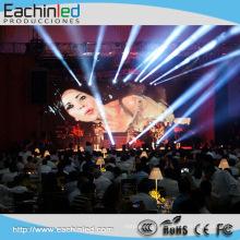Rideau flexible extérieur de l'intense luminosité LED / bon affichage mené par rideau en prix