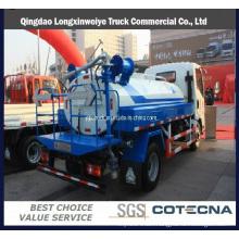 HOWO 4X2 10m3 Fuel Tank Truck