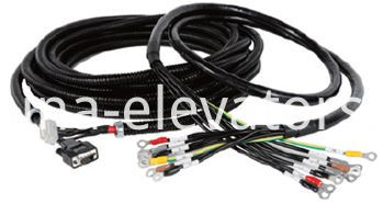 Preassembled Elevator Machine Room Cables