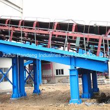 Sistema transportador / Sistema de cinta transportadora / Transportador de cinta para mina de carbón