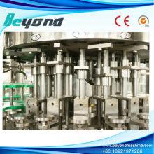 Máquina rotativa de producción de embotellado de cerveza de vidrio