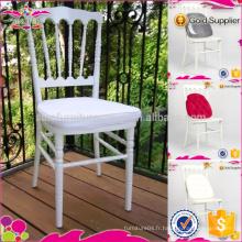 Chaise de banquet napoleon de style nouveau