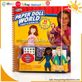 Paper Doll World Activity Fun